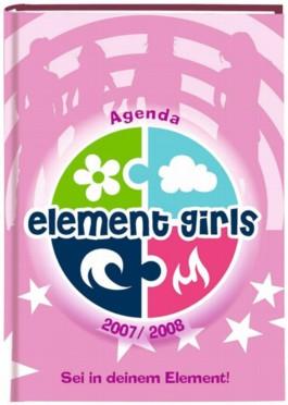 Element Girls Schüleragenda 2008