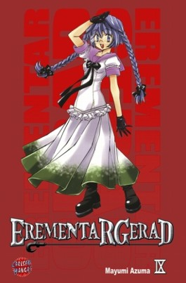 Elementar Gerad - Flag of Blue Sky / Erementar Gerad, Band 9