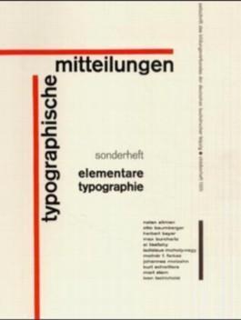 elementare typographie