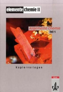 Elemente Chemie. Unterrichtswerk für Chemie an Gymnasien / Überregionale Ausgabe für die Oberstufe - Neubearbeitung
