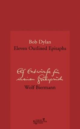 Eleven Outlined Epitaphs