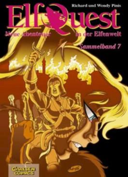 Elfquest Sammelband 7