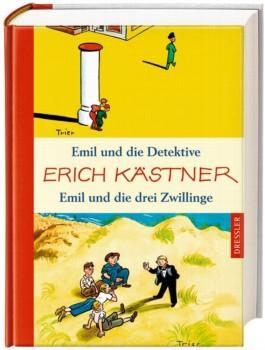 Emil und die Detektive. Emil und die drei Zwillinge
