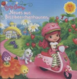 Emily Erdbeer - Neues aus Bitzibeerchenhausen, 1 Audio-CD. Tl.1