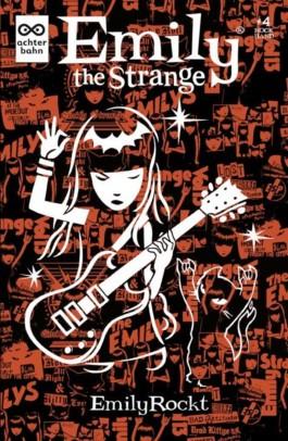 Emily the Strange - Emily rockt