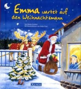 Emma wartet auf den Weihnachtsmann