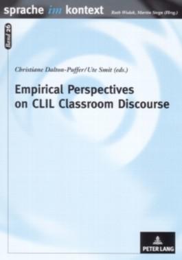 Empirical Perspectives on CLIL Classroom Discourse