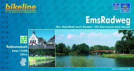 EMS-Radweg Von Der Quelle Nach Emden Mit Dortmund-Ems-Kanal