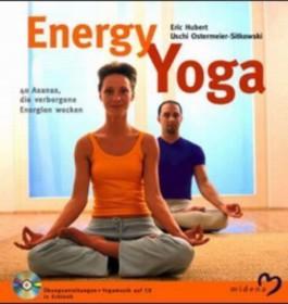 Energy Yoga, m. Audio-CD