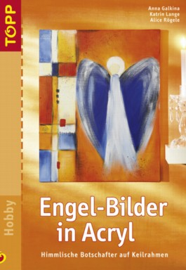 Engel-Bilder in Acryl
