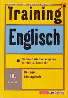 Englisch, 16 Erweiterte Textaufgaben für das 10. Schuljahr