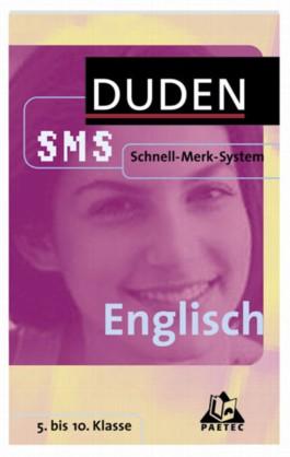 Englisch. Duden SMS. 5. bis 10. Klasse. (Lernmaterialien)