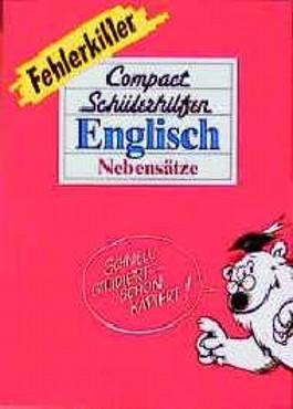 Englisch, Nebensätze