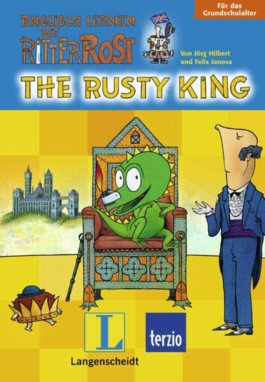 Englisch lernen mit Ritter Rost, The Rusty King, 1 CD-ROM