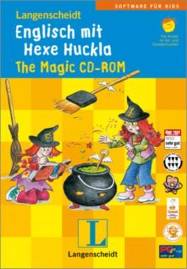 Englisch mit Hexe Huckla, 1 CD-ROM