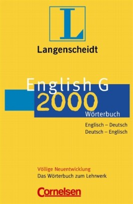 English G 2000 Wörterbuch