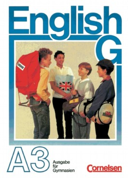 English G. Ausgabe A / Band 3: 7. Schuljahr - Schülerbuch