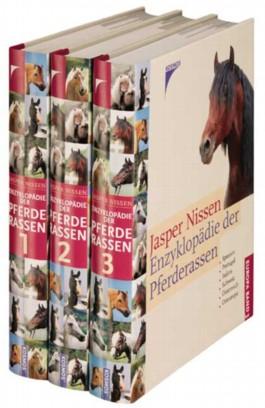 Enzyklopädie der Pferderassen, 3 Bde.