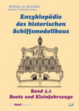 Enzyklopädie des historischen Schiffsmodellbaus