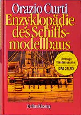 Enzyklopädie des Schiffsmodellbaus