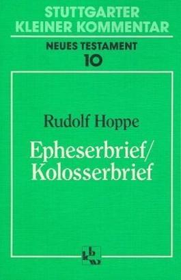 Epheserbrief /Kolosserbrief
