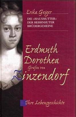 Erdmuth Dorothea Gräfin von Zinzendorf