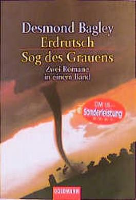 Erdrutsch / Sog des Grauens. Zwei Romane in einem Band.