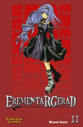 Erementar Gerad, Band 2