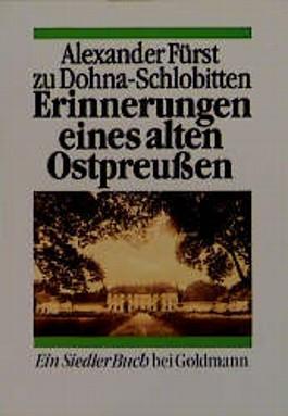 Erinnerungen eines alten Ostpreußen
