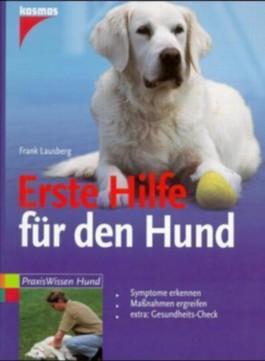 Erste Hilfe für den Hund