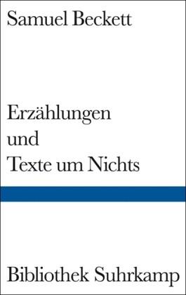 Erzählungen und Texte um Nichts