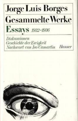 Essays 1932-1936