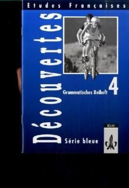 Etudes Françaises - Découvertes 4 / Série bleue - Für Bayern und Sachsen