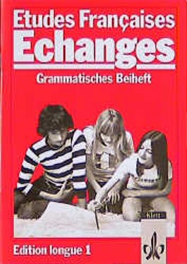Etudes Françaises - Echanges / Edition longue 1