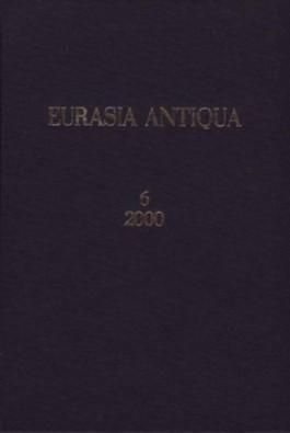 Eurasia Antiqua