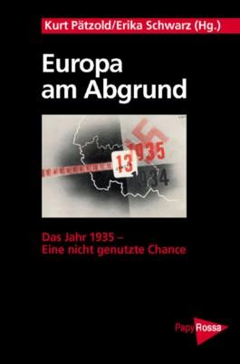 Europa vor dem Abgrund