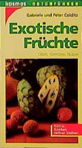 Exotische Früchte. Obst, Gemüse, Nüsse