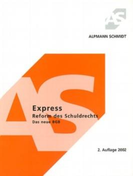 Express, Reform des Schuldrechts, Das neue BGB