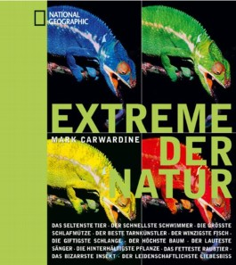 Extreme der Natur /Extreme der Erde. Schmuckschuber / Extreme der Natur