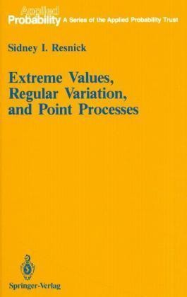 Extreme Values, Regular Variation, and Point Processes
