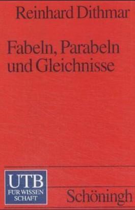 Fabeln, Parabeln und Gleichnisse