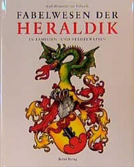 Fabelwesen der Heraldik in Familienwappen und Städtewappen