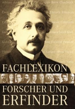 Fachlexikon Forscher und Erfinder