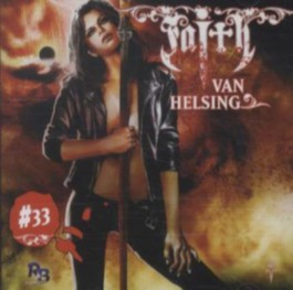 Faith -The Van Helsing Chronicles - Die Jagd beginnt!, 1 Audio-CD
