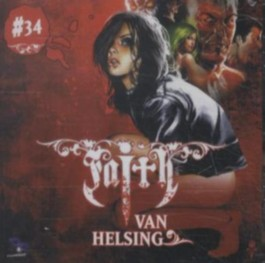 Faith -The Van Helsing Chronicles - Gefangen in der Psychoklinik, 1 Audio-CD