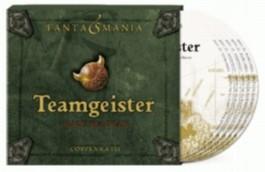 Fantasmania - Teamgeister, CD