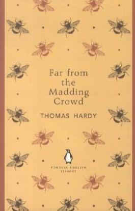 Far from the Madding Crowd. Am grünen Rand der Welt, englische Ausgabe