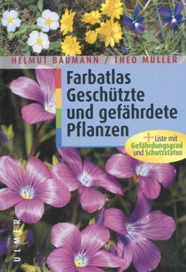Farbatlas geschützte und gefährdete Pflanzen
