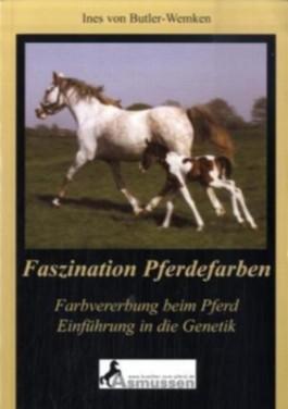 Faszination Pferdefarben