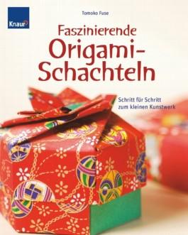 Faszinierende Origami-Schachteln